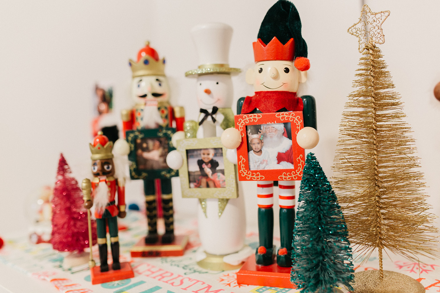 picture frame nutcrackers