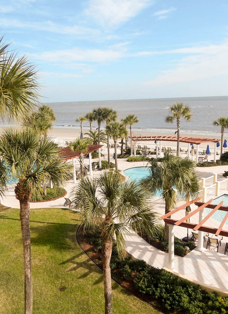Family Weekend Vacation at The King and Prince Resort