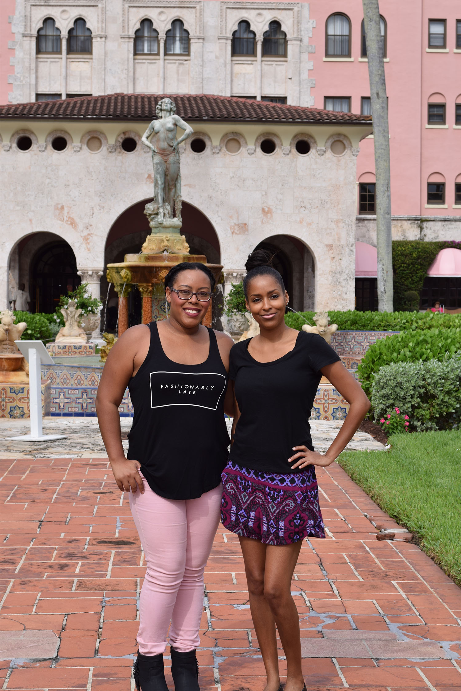 Boca Raton Resort and Club Girl's Trip | Bianca Dottin