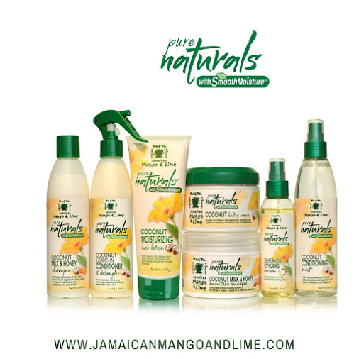 4 Reasons to Try Jamaican Mango & Lime Pure Naturals with Smooth Moisture