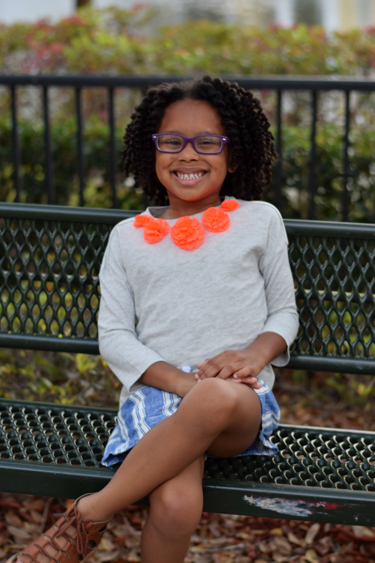 Orlando lifestyle blogger Bianca Dottin shares Spring Break packing tips in partnership with Osh Kosh B'Gosh
