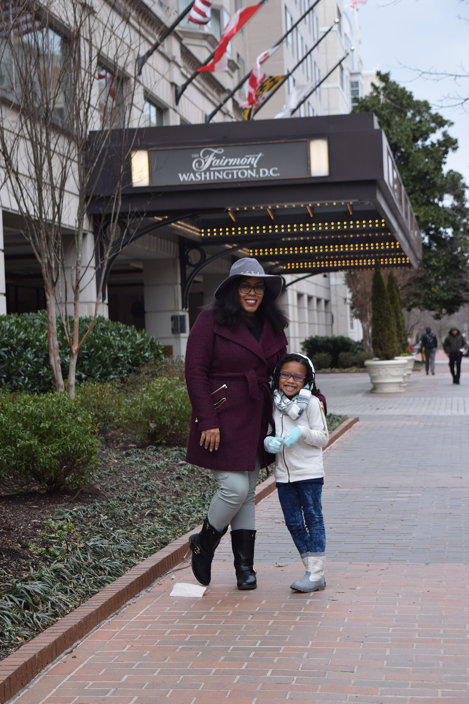 A Weekend in DC at The Fairmont Hotel