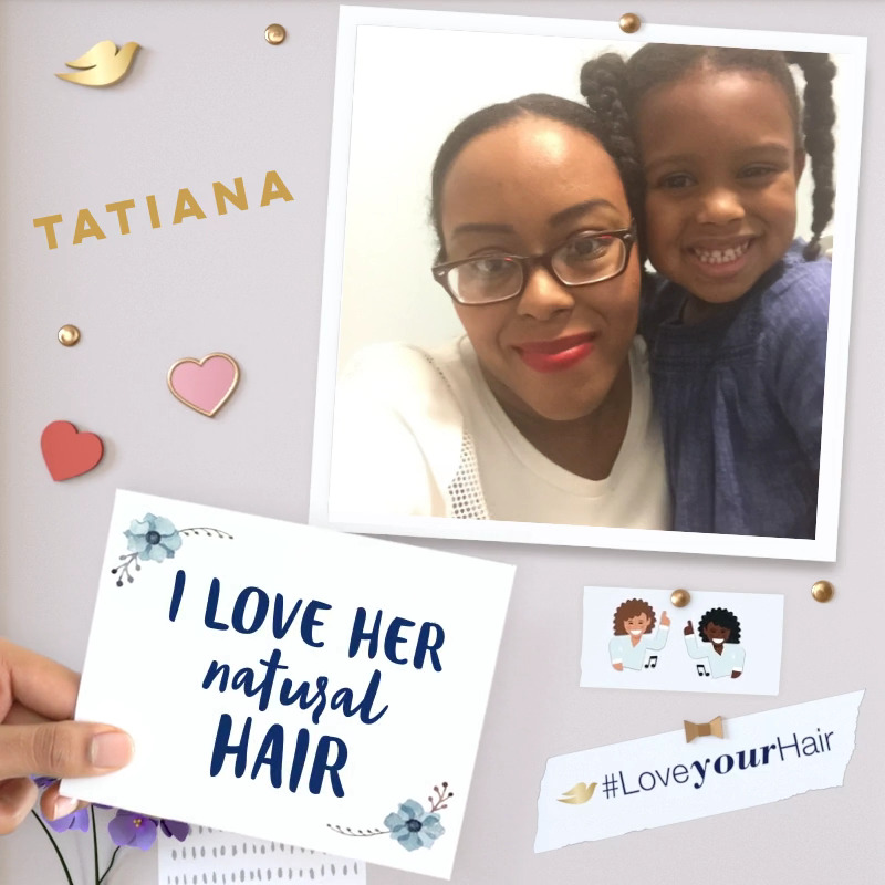 5 Tips To Encourage Your Daughter To Love Her Hair