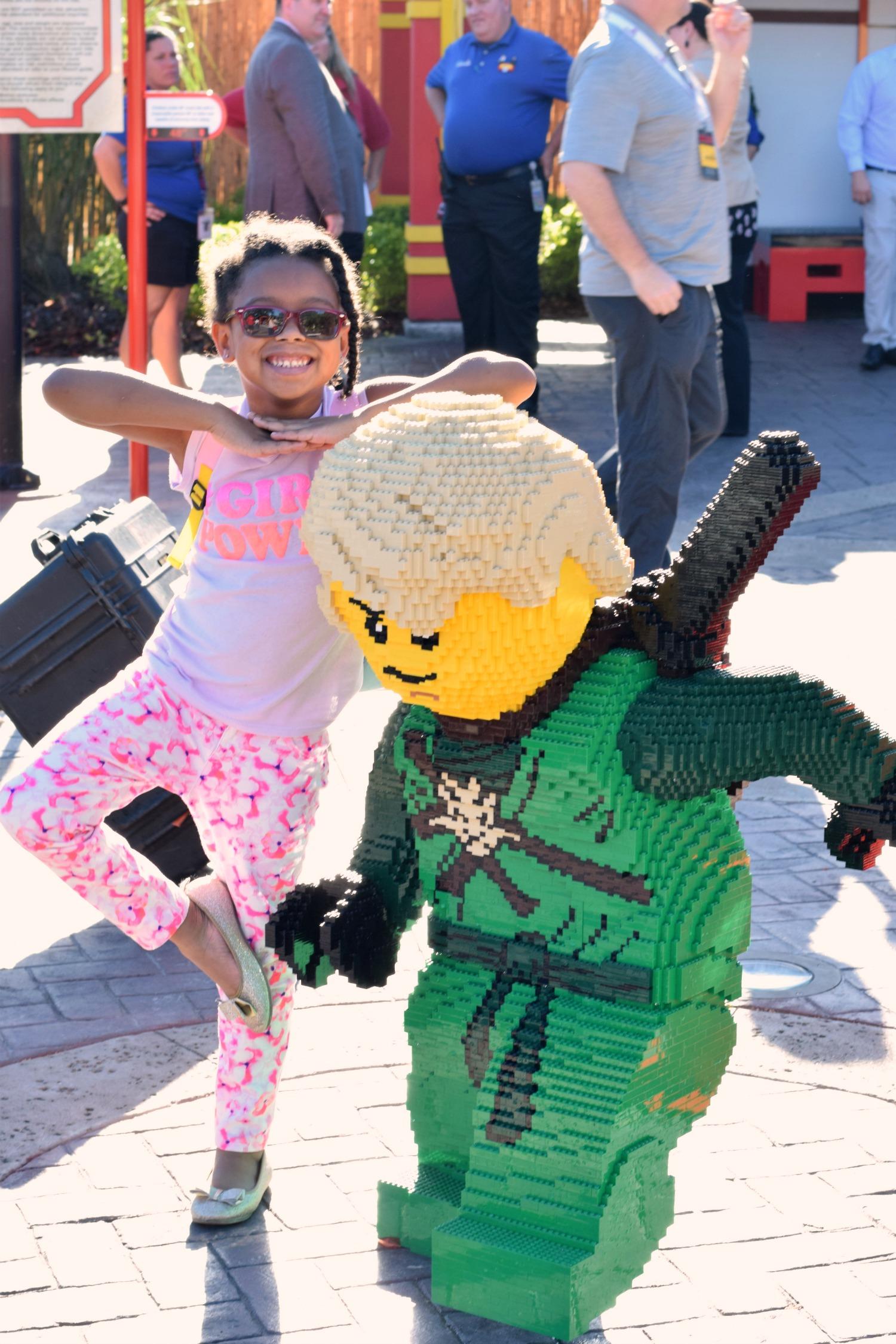 Legoland Ninjago | Orlando Travel Blogger