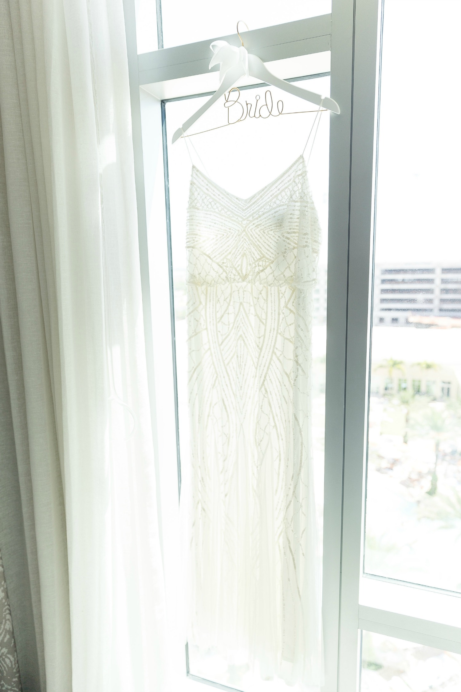 Tips for Finding the Perfect BHLDN Wedding Dress - Bianca Dottin