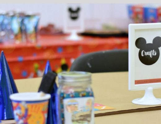 5 Tips for Throwing The Perfect Disney Craft Party - Bianca Dottin
