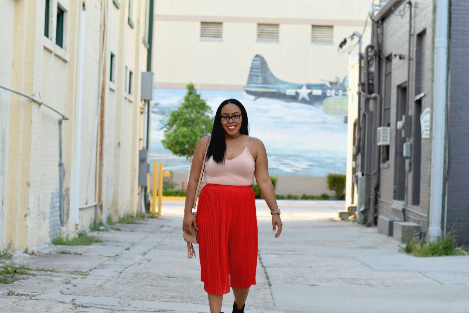 My Favorite Memorial Day Outfit - Bianca Dottin