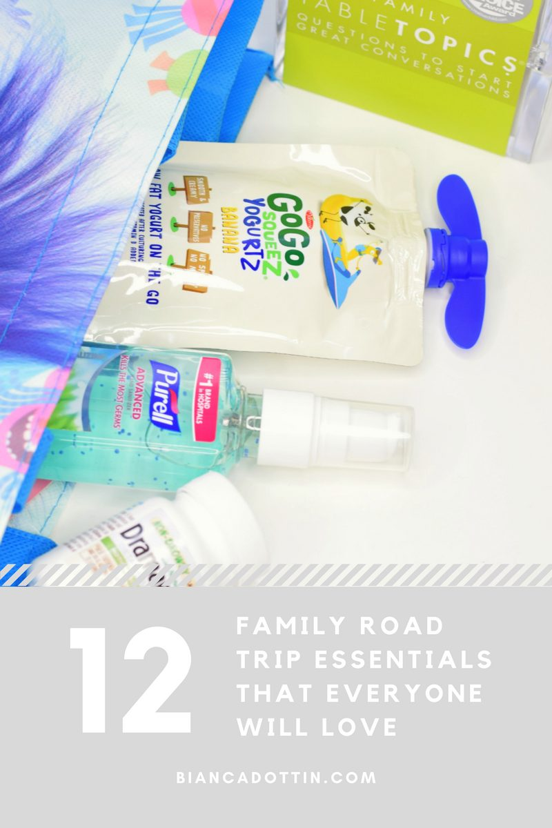 12 Family Road Trip Essentials That Everyone Will Love - Bianca Dottin