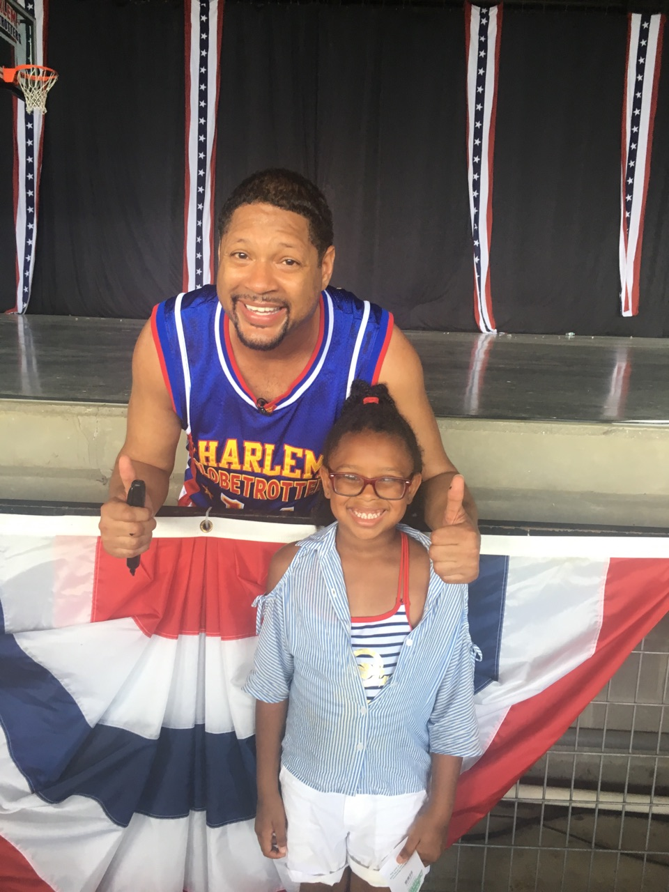 Harlem Globetrotters at Wild Adventures