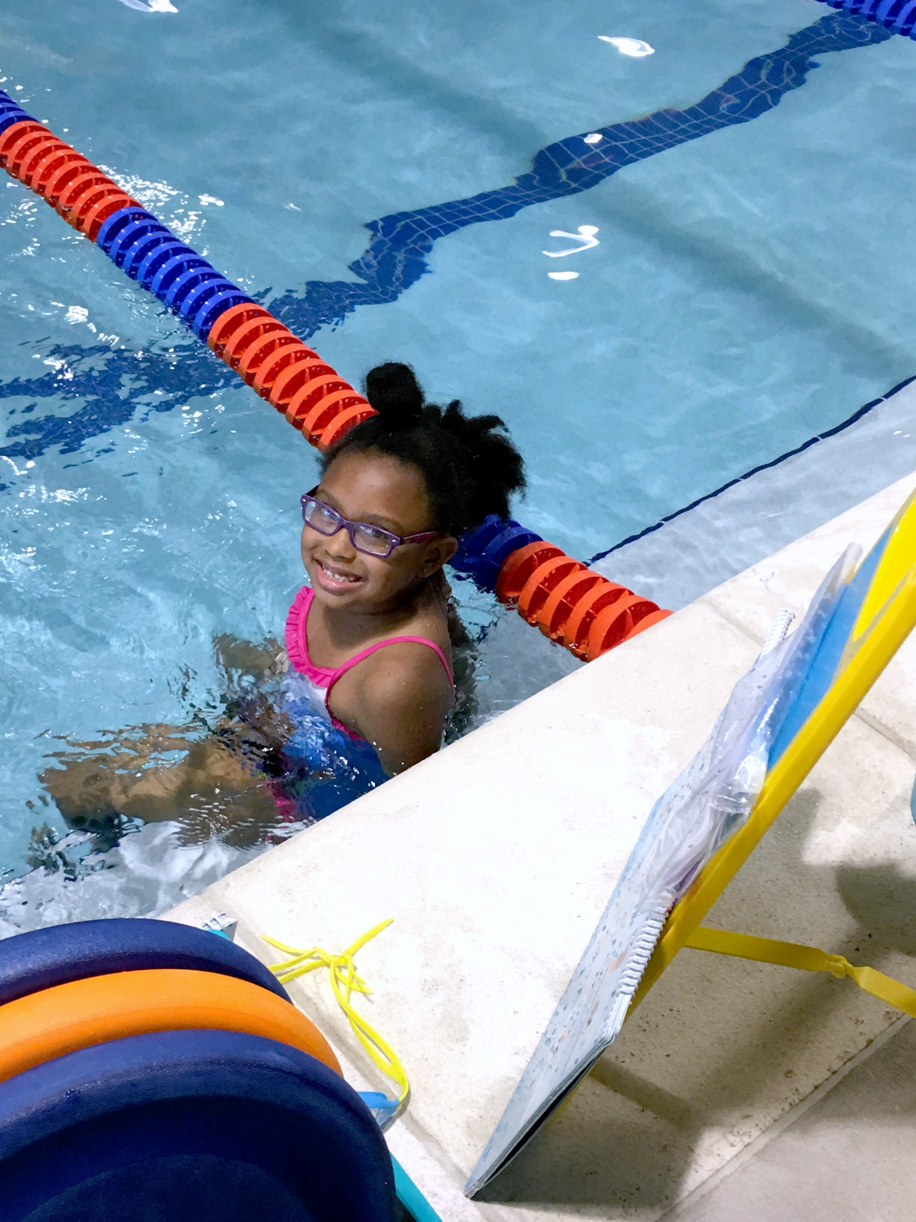 Goldfish Swim School Winter Park | Bianca Dottin