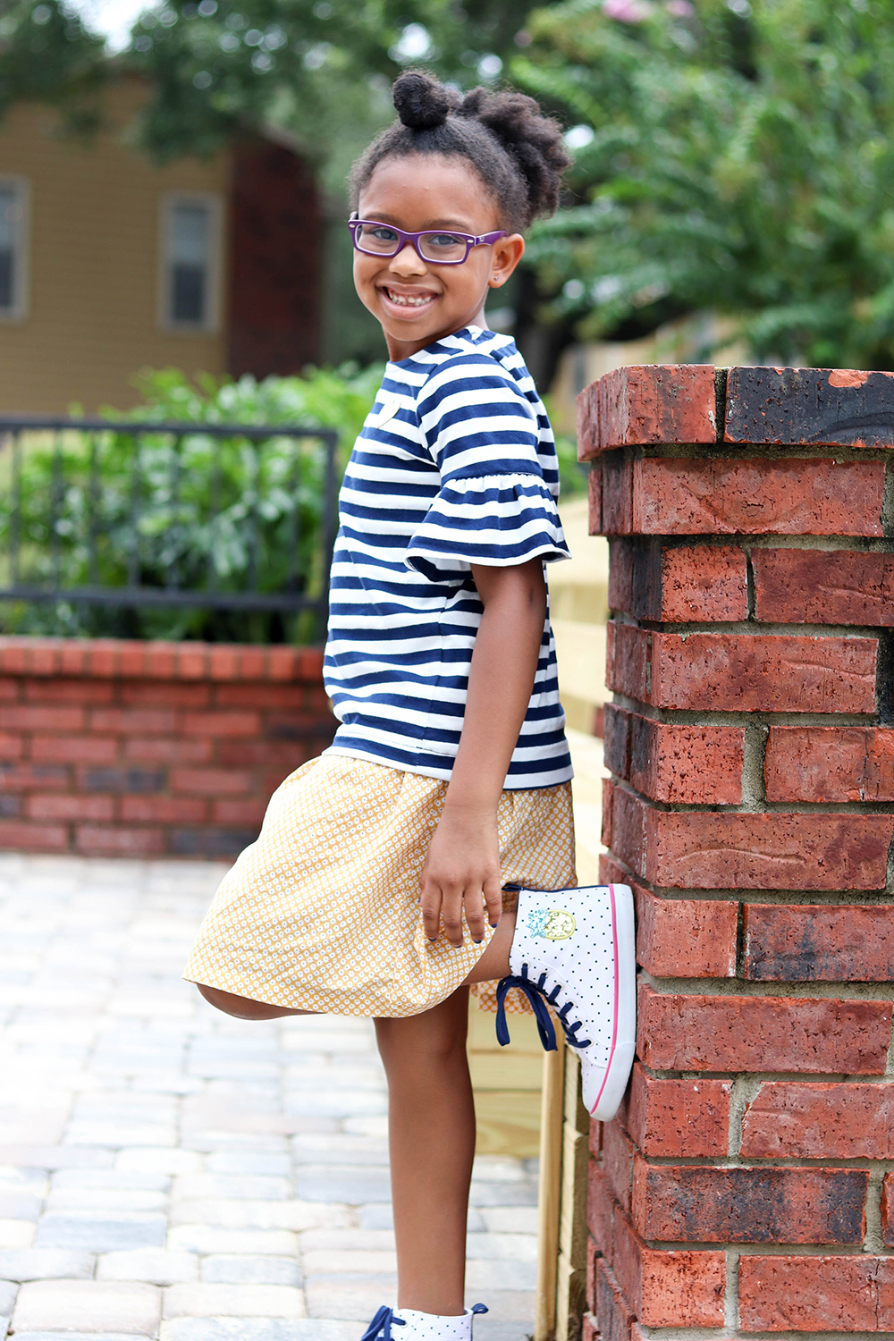 5 Simple Rules for Mixing and Matching Patterns for Kids | Bianca Dottin