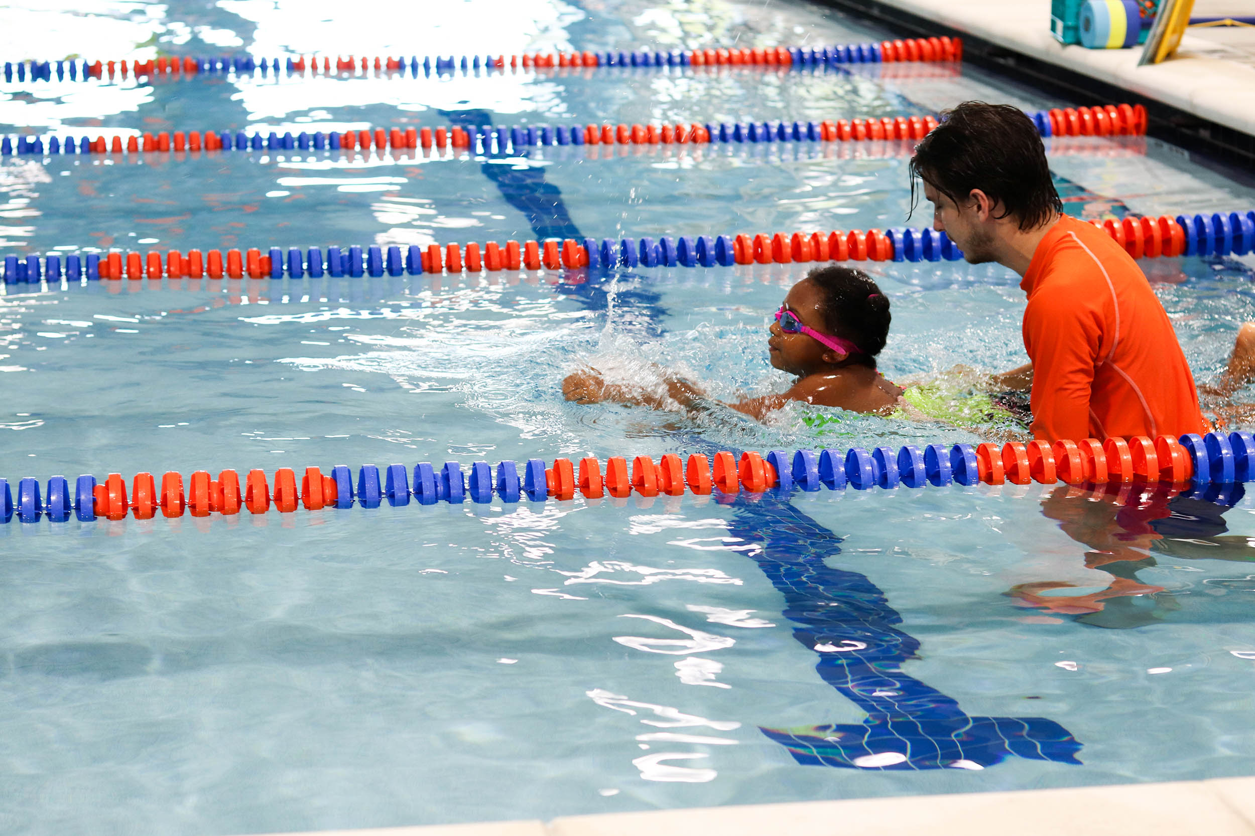 8 Reasons to Join the Goldfish Swim School Family | Bianca Dottin