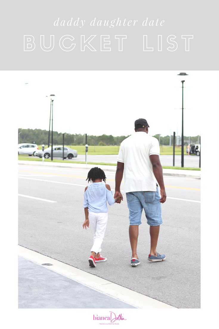 6 Reasons Why Daddy Daughter Dates Are Important | Bianca Dottin