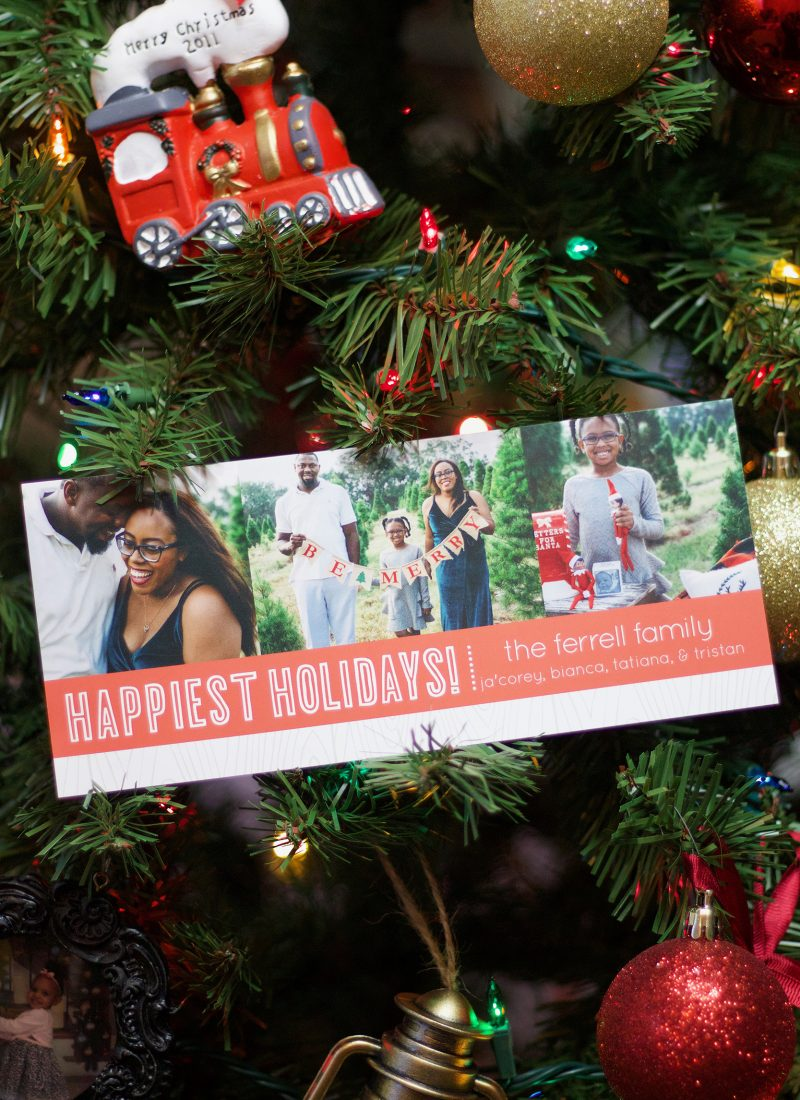 4 Steps to Creating Flawless Basic Invite Christmas Cards