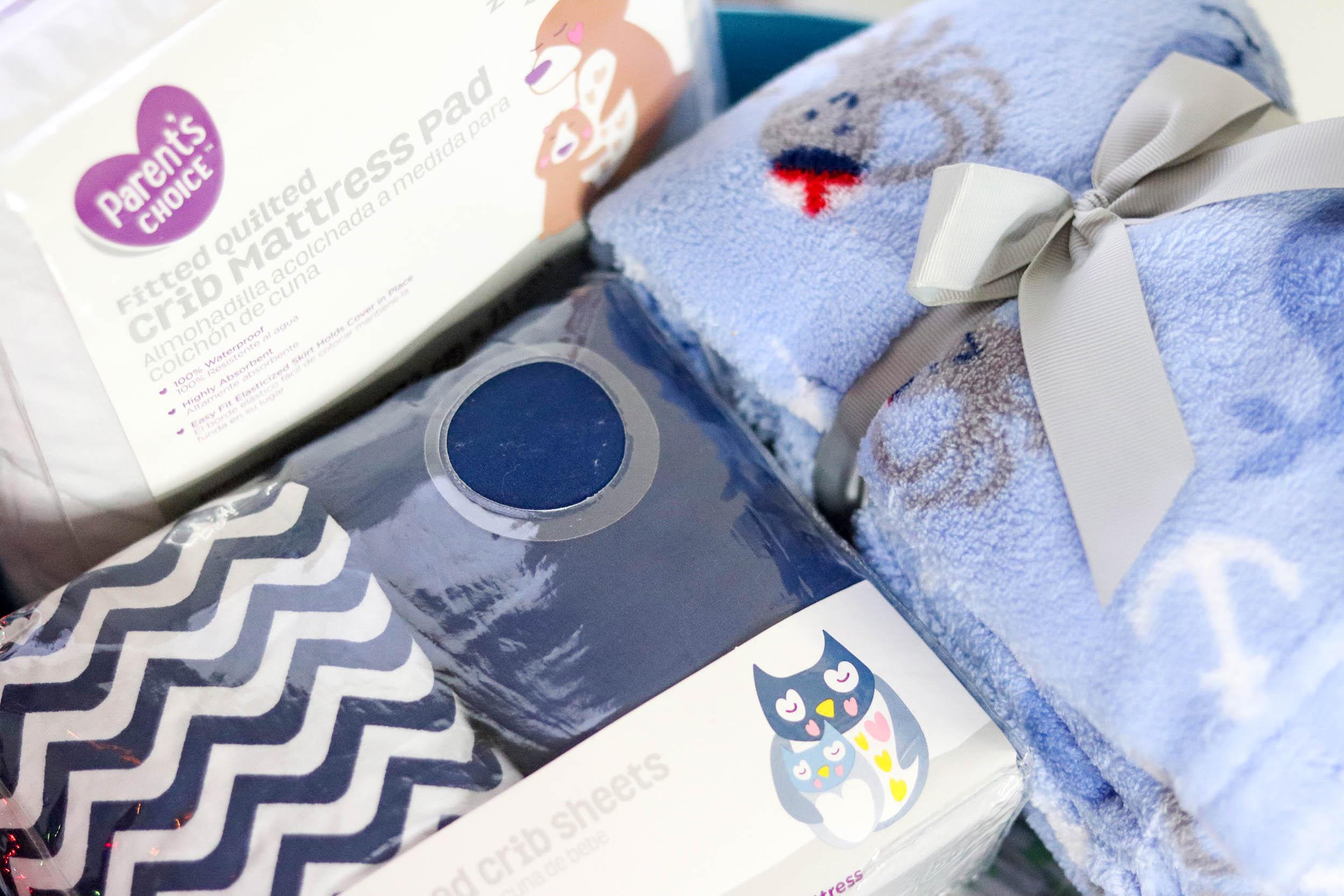 How To Make a Baby Gift Basket   Bianca Dottin