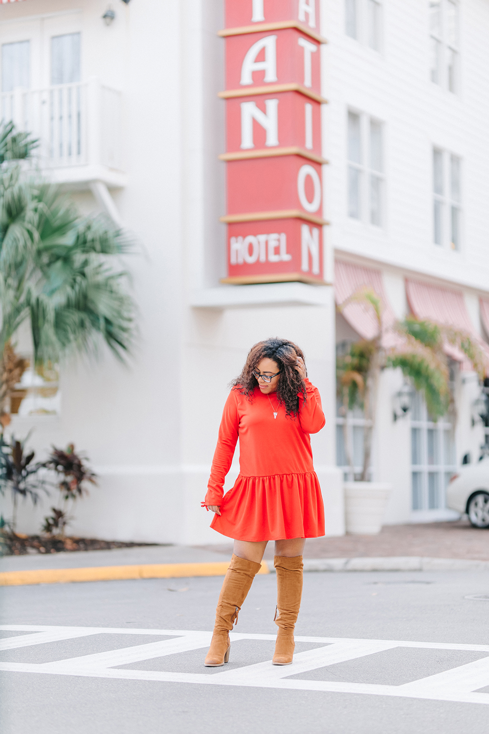 The Perfect Winter Road Trip Outfit - Bianca Dottin - Orlando Lifestyle Blog