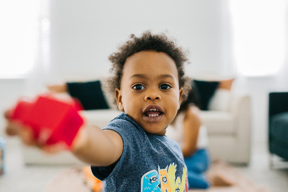 toddler creative play