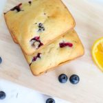 Mini Blueberry Lemon Bread - Bianca Dottin - Orlando Lifestyle Blogger