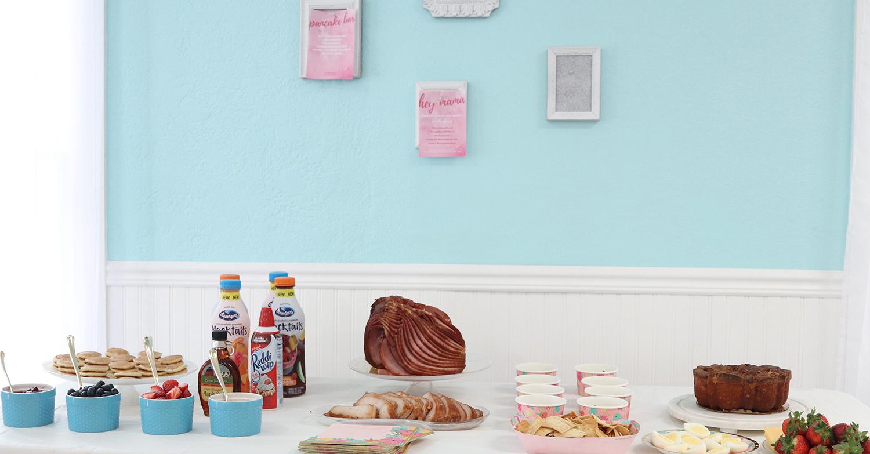 Honey Baked Ham Mother's Day Brunch - Bianca Dottin
