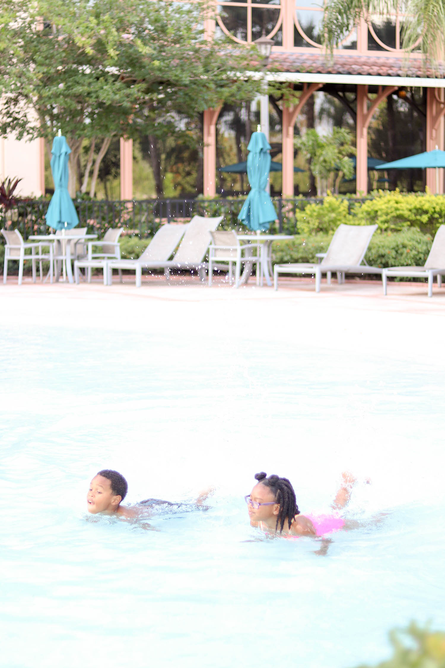 Rosen Shingle Creek American Girl Staycation - Bianca Dottin