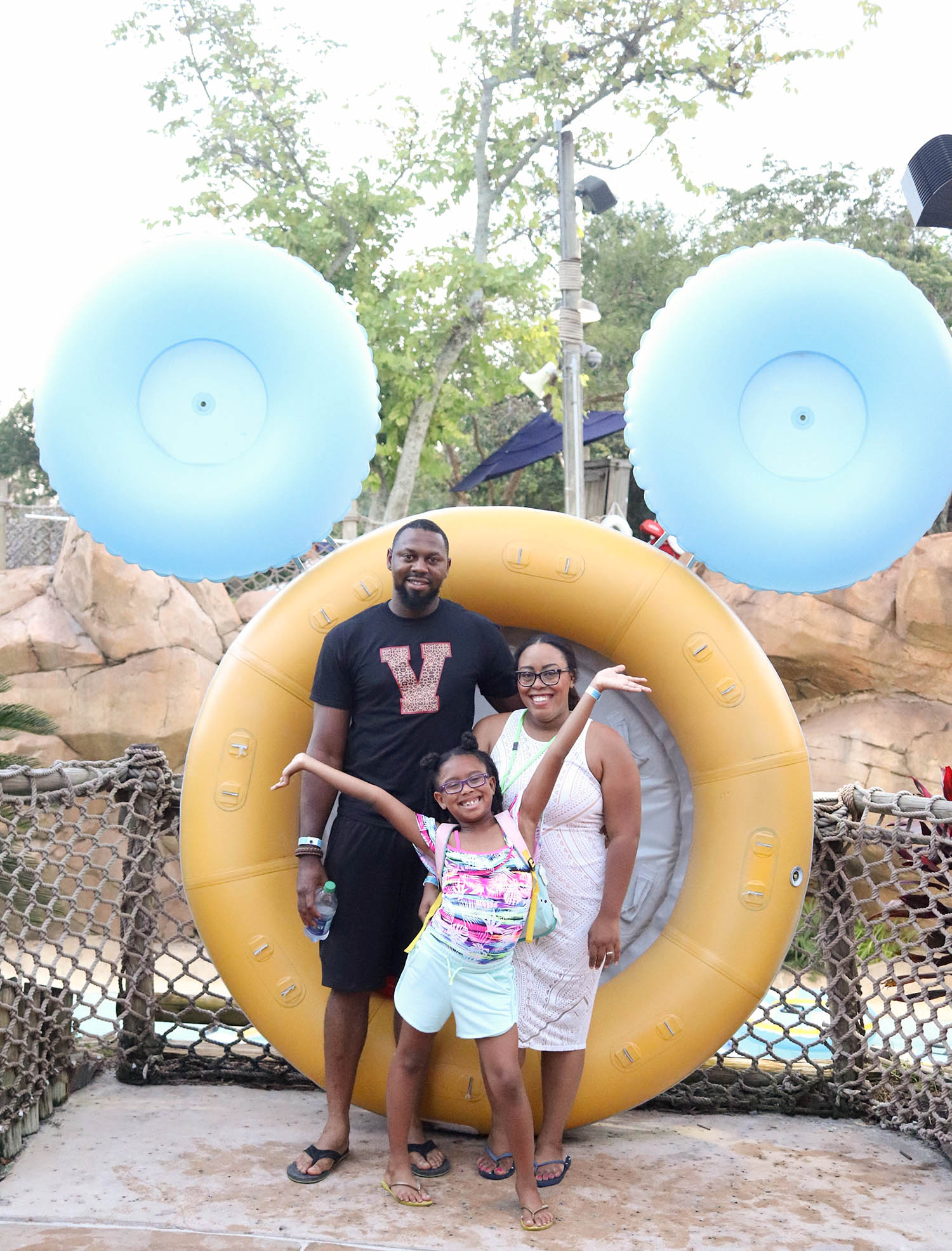 Disney Typhoon Lagoon H20 Glow Nights - Bianca Dottin