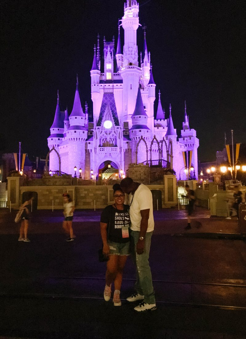 After Hours Disney Date Night at Magic Kingdom