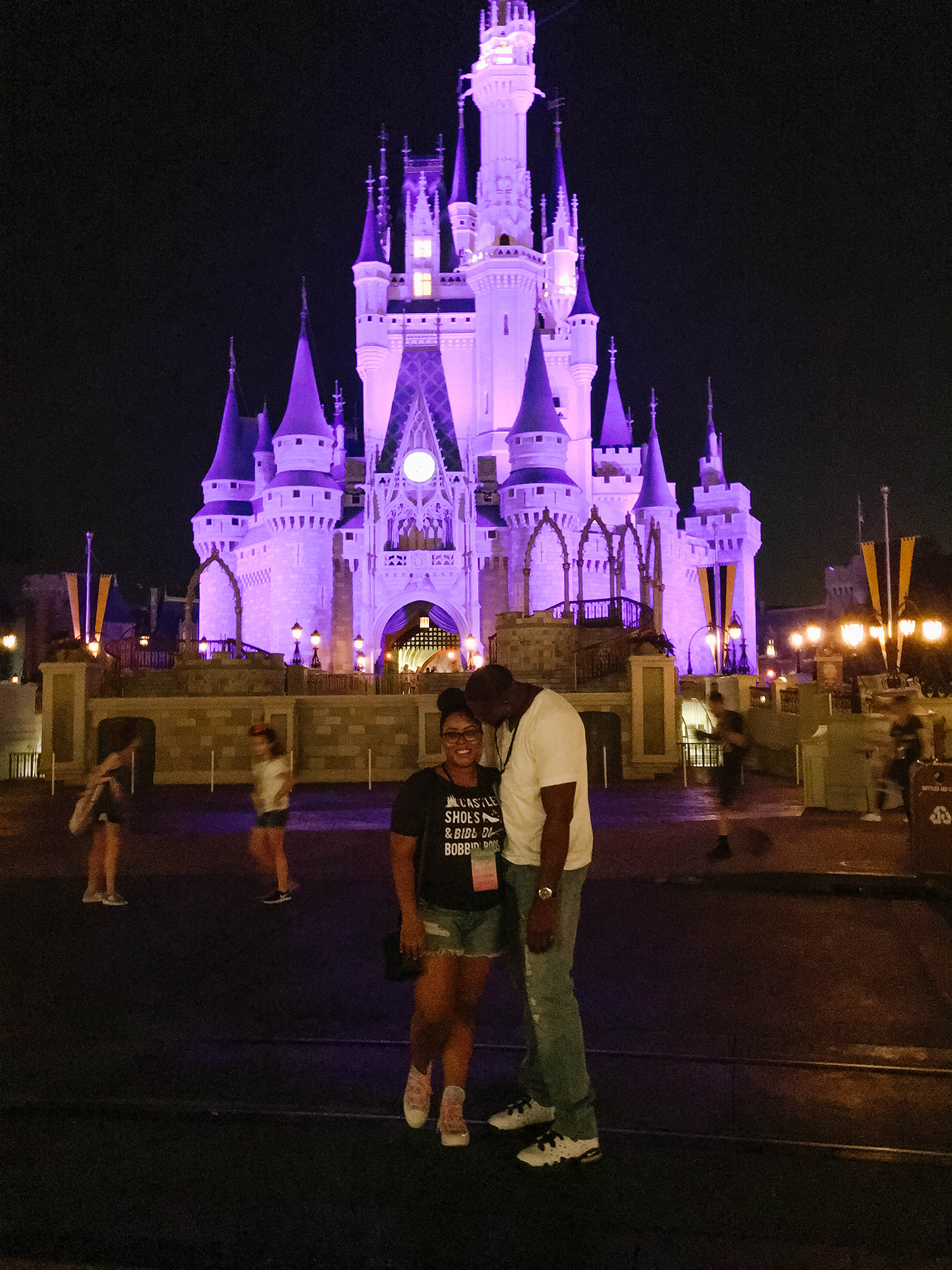 After Hours Disney Date Night at Magic Kingdom - Bianca Dottin