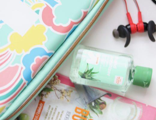 What's in My Bag: Summer Travel Essentials - Bianca Dottin