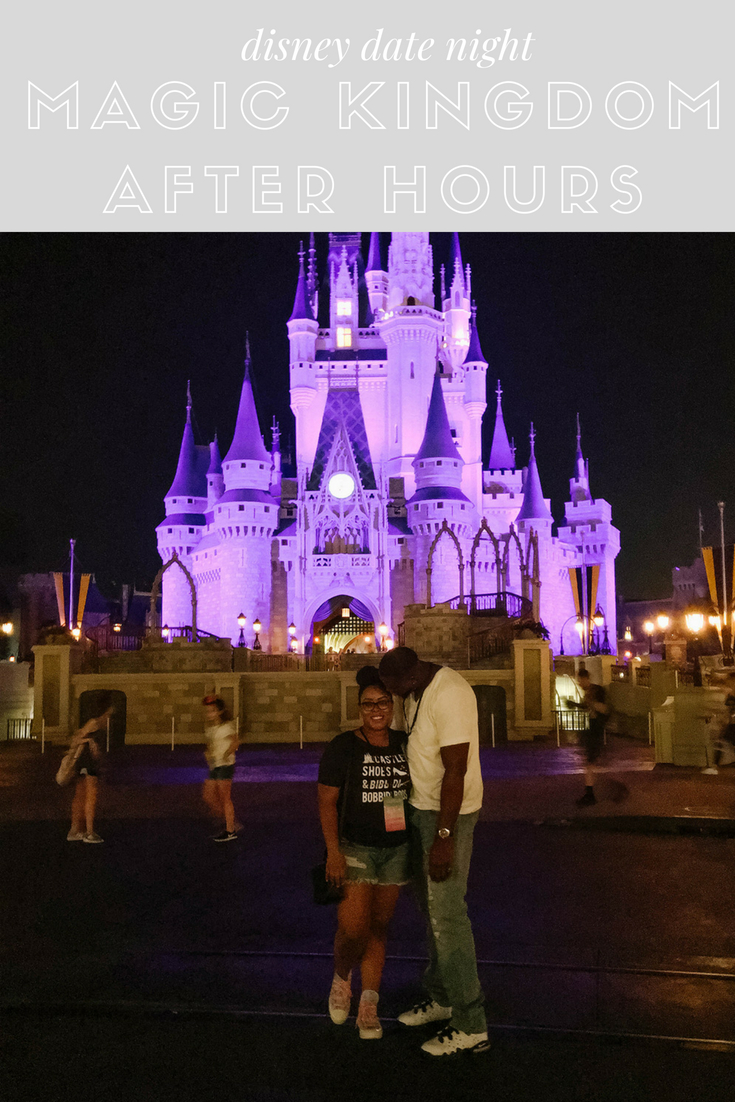 Magic Kingdom After Hours - Disney After Hours