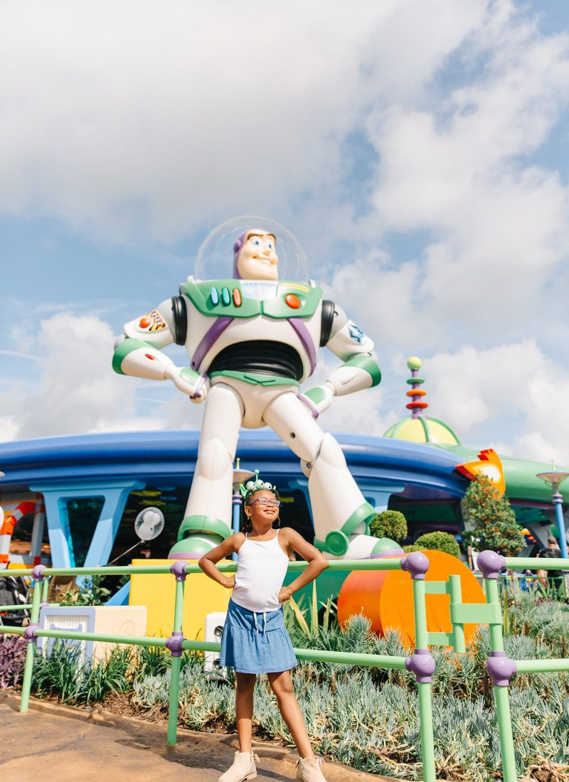 The Best Instagram Worthy Photo Spots in Toy Story Land