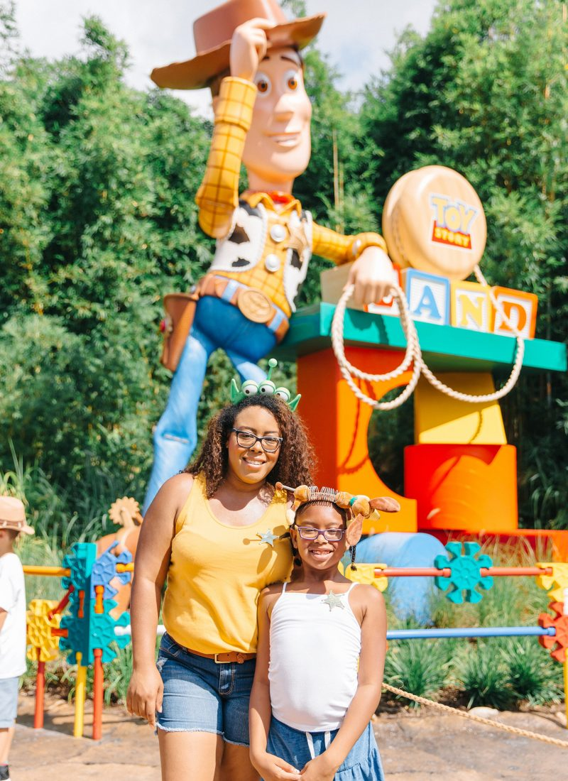 Disney Toy Story Land First Timers Guide - Bianca Dottin - Orlando Blogger