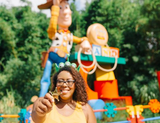 The Best Instagram Worthy Photo Spots in Toy Story Land - Bianca Dottin