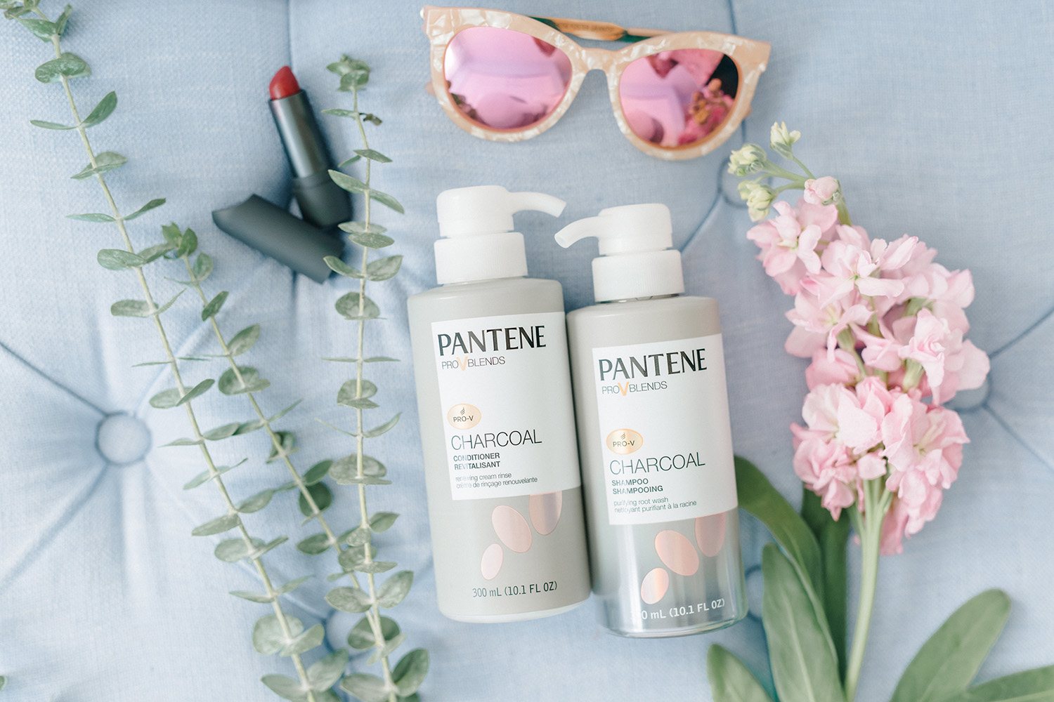 Pantene Charcoal - The Secret to Good Hair Days