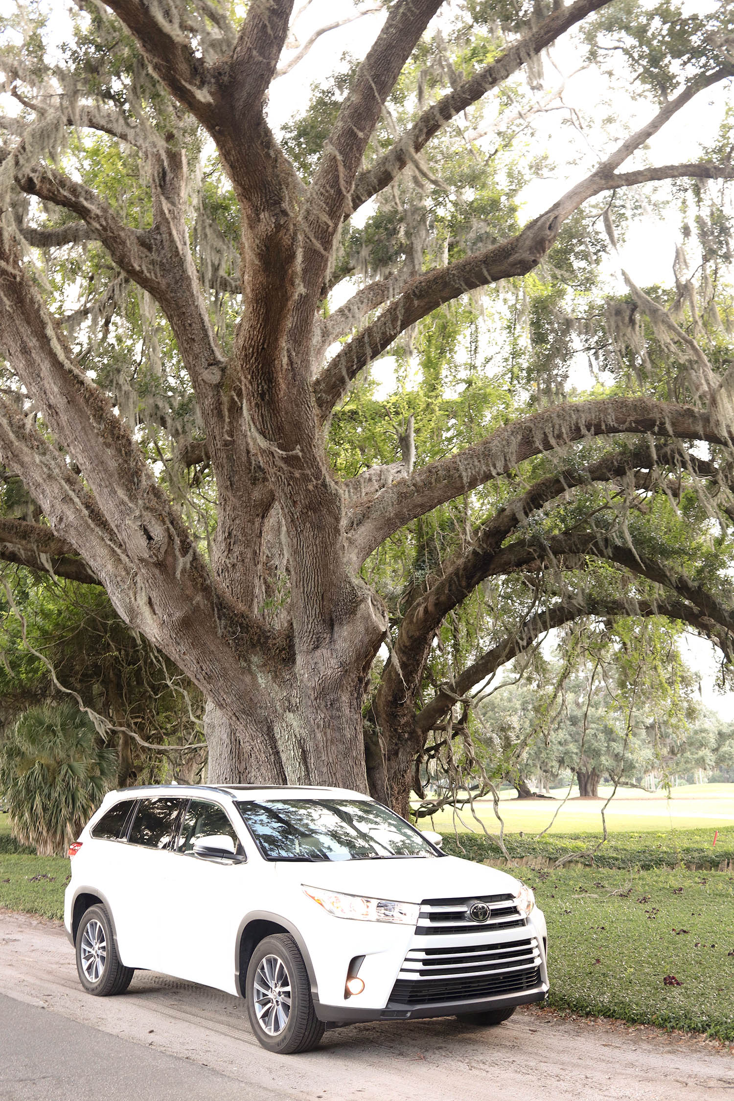 2018 Toyota Highlander - St Simons Island