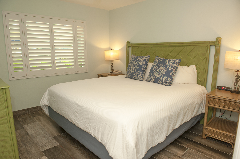 alden suites bungalow bedroom