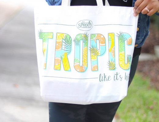 Sprouts Farmers Market tote bag