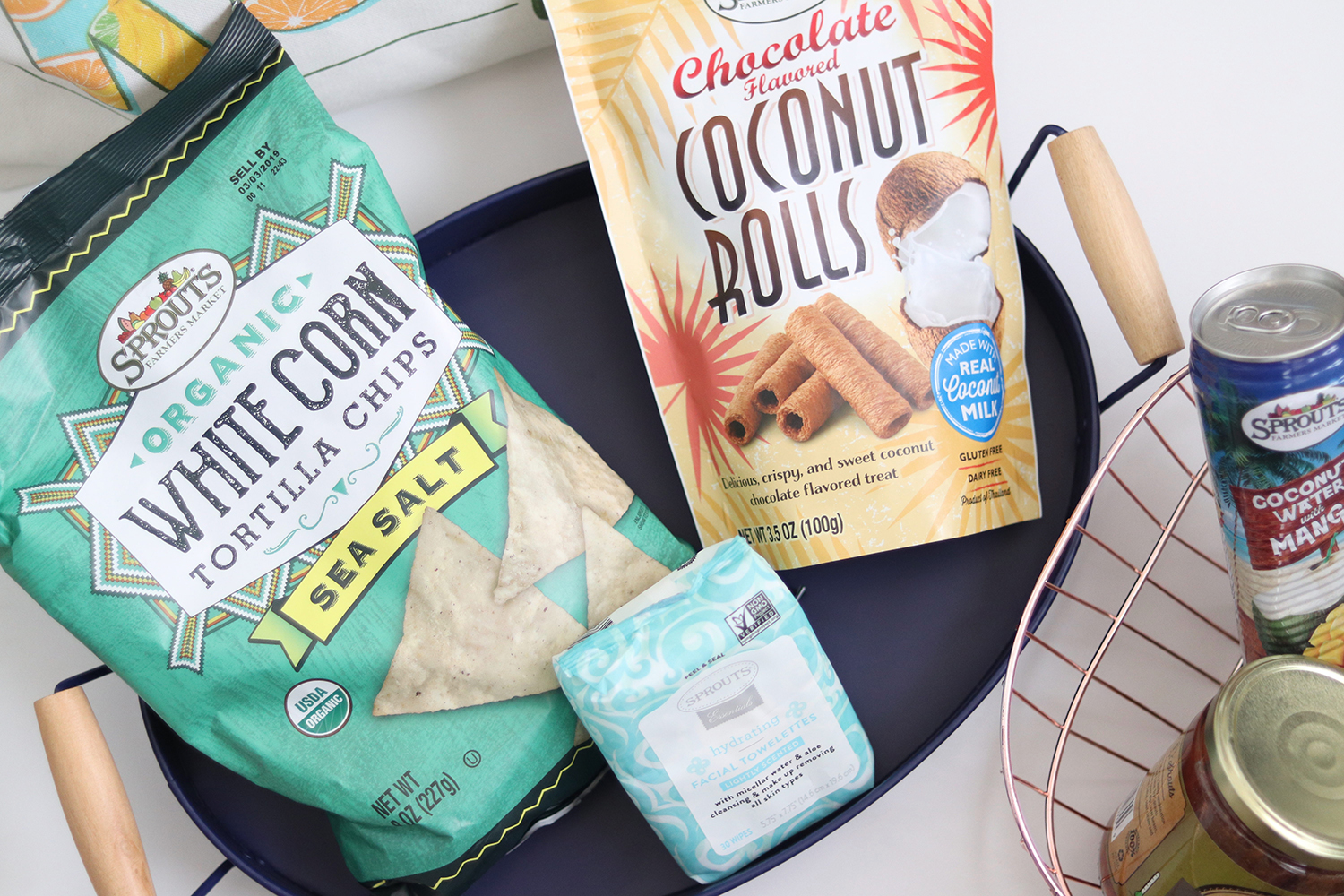 Sprouts Farmers market snacks