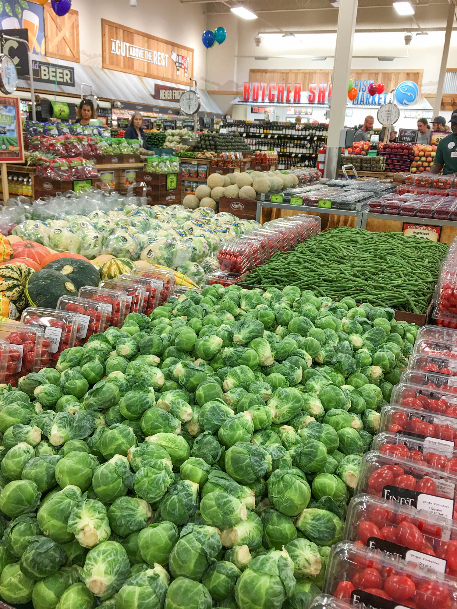Sprouts Winter Park fresh produce