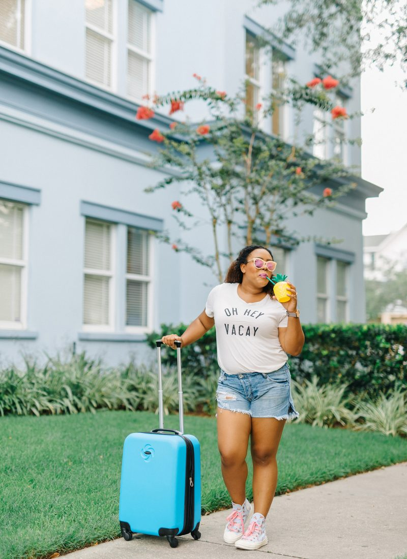 Florida travel blogger Bianca Dottin