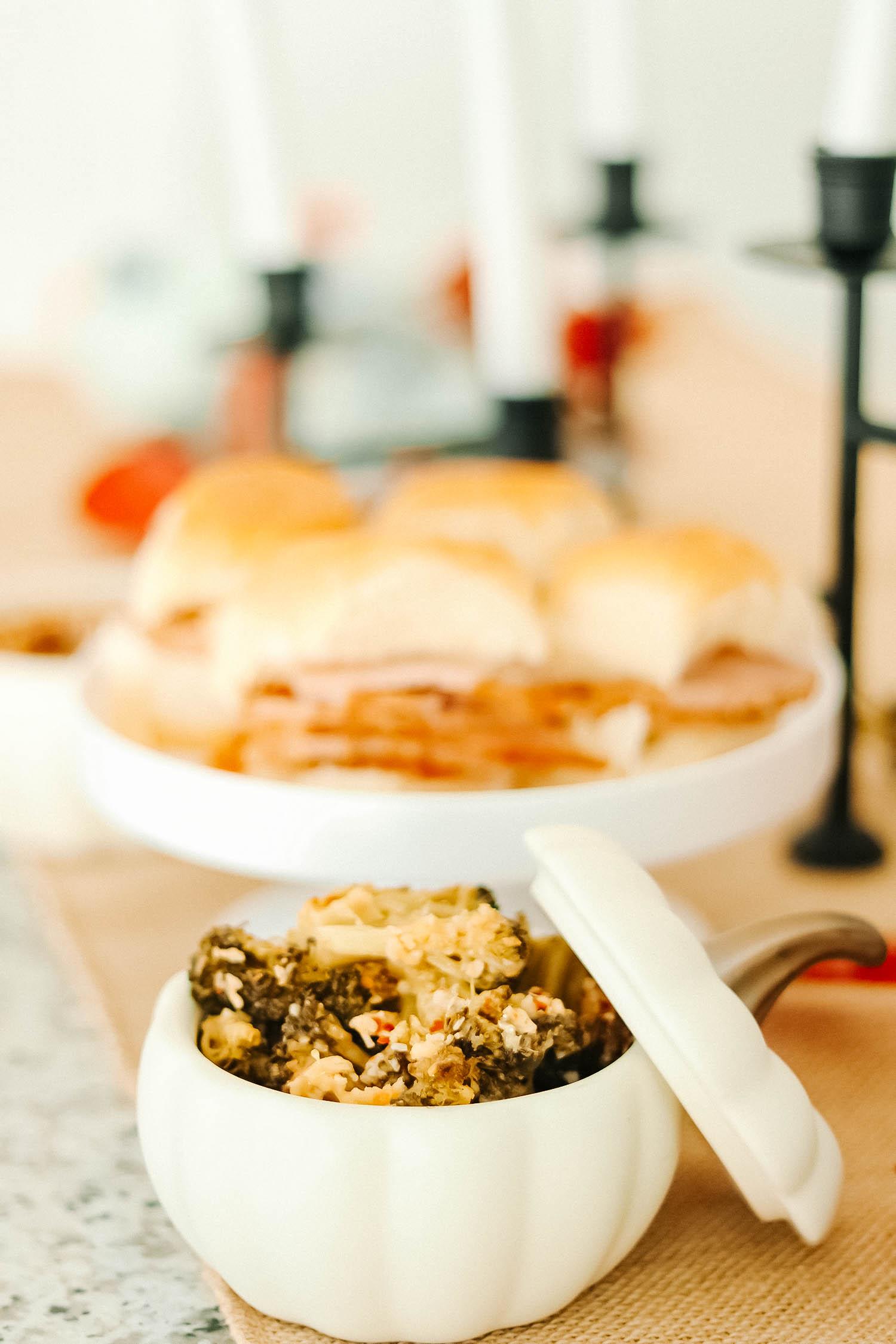 HoneyBaked Ham Friendsgiving Food Ideas