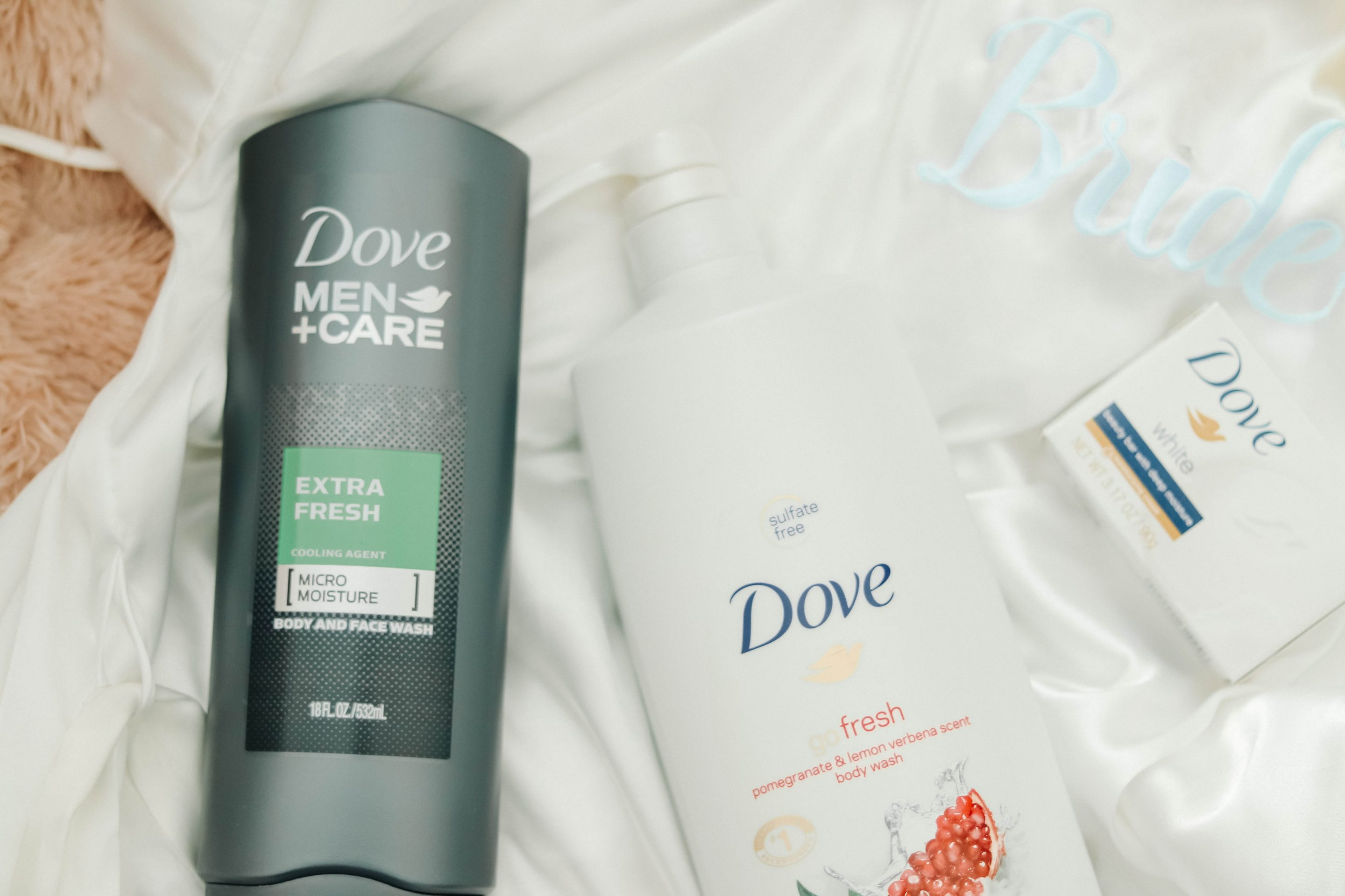 dove beauty products