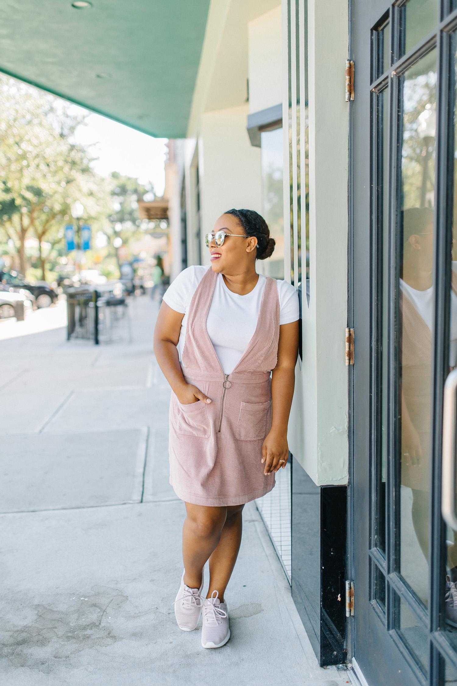 Orlando fashion blogger Bianca Dottin
