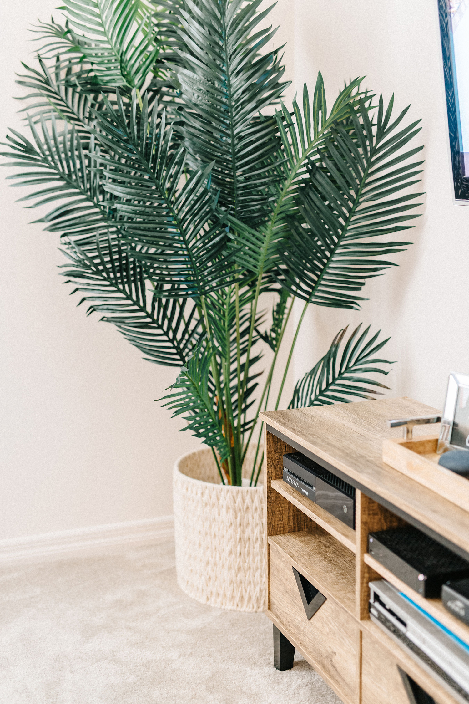 faux house plants
