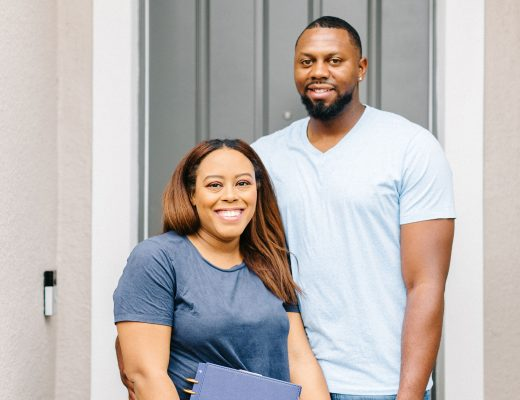 orlando blogger Bianca Dottin shares her first time home buyer experience
