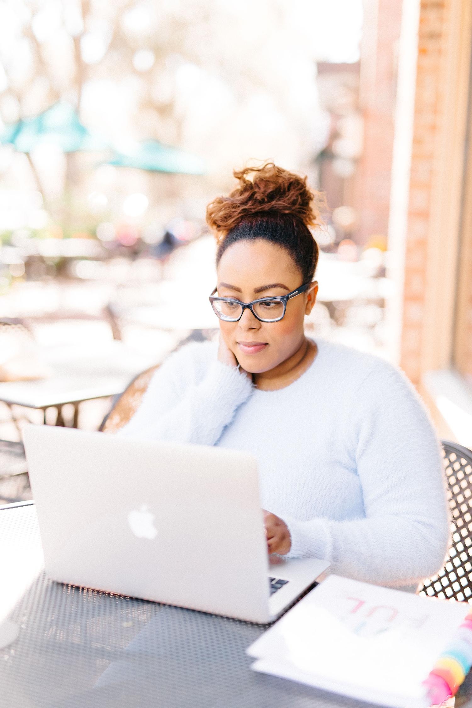 Bianca Dottin shares seo tips for bloggers