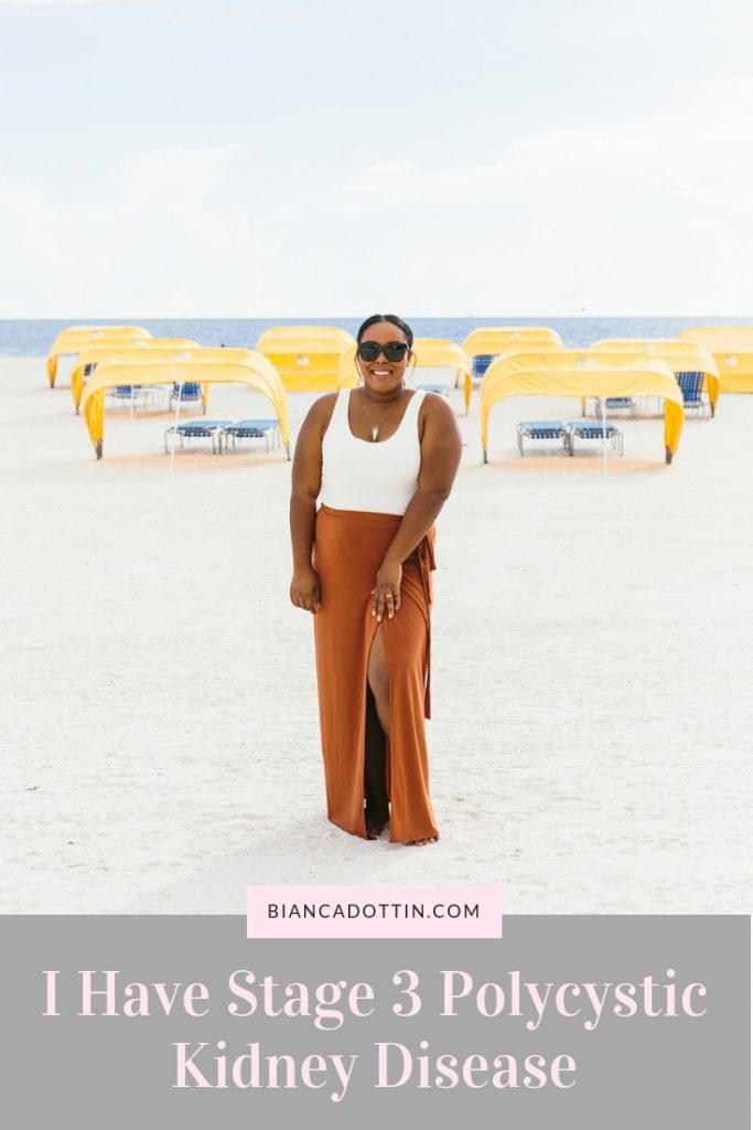 Orlando blogger Bianca Dottin shares details about her Polycystic Kidney Disease diagnosis