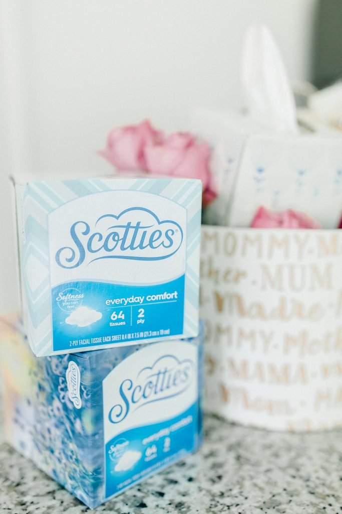 scotties mother's day gift basket