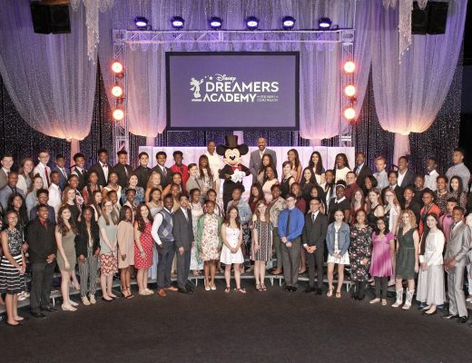 Disney Dreamers Academy 2019 Students