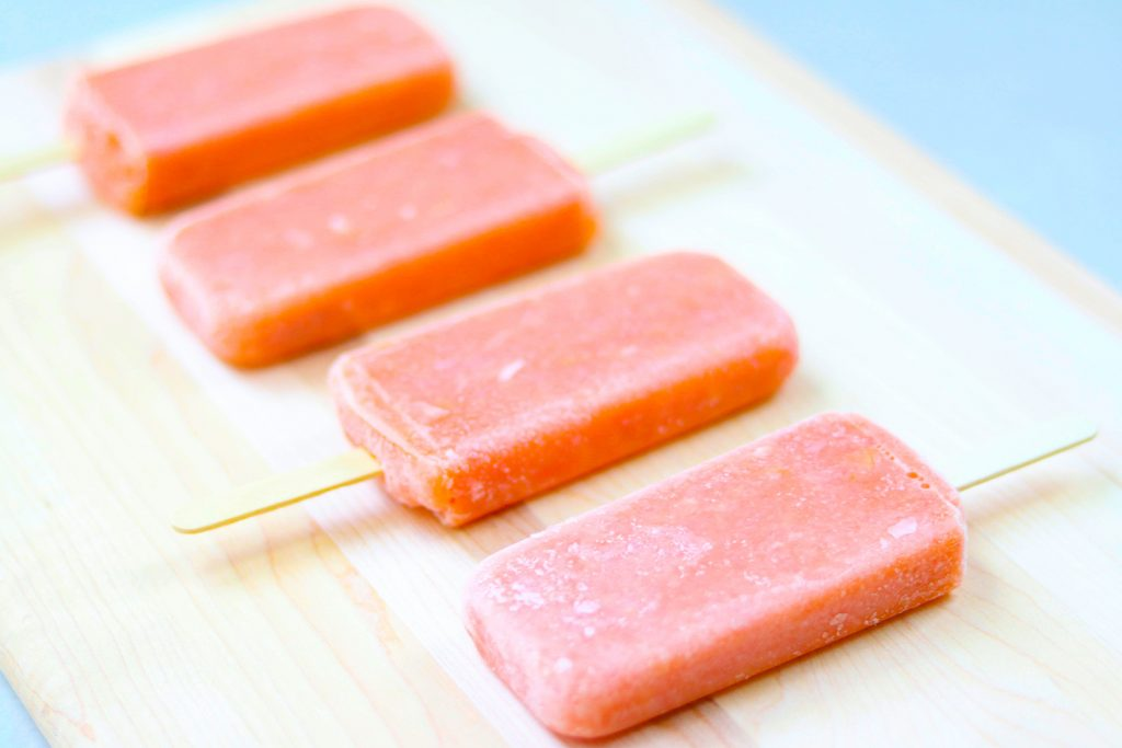 blood orange creamsicles