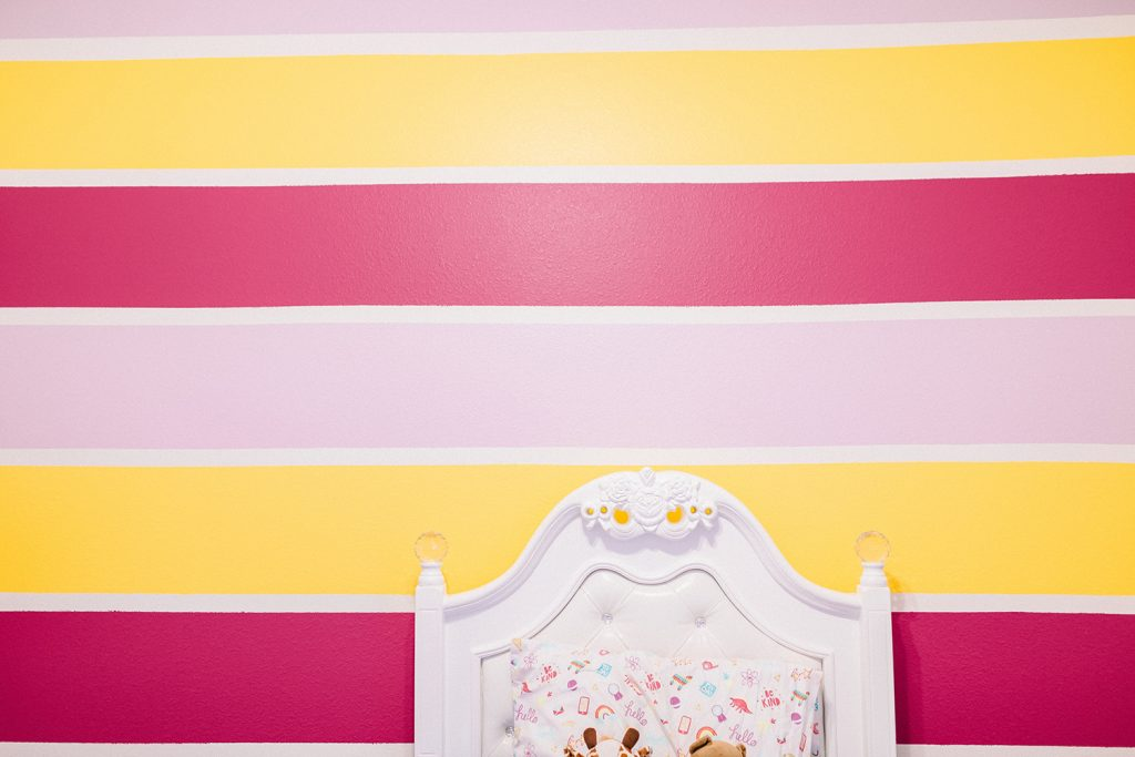 tween room accent wall